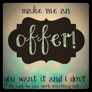 Other - Make a offer in my closet